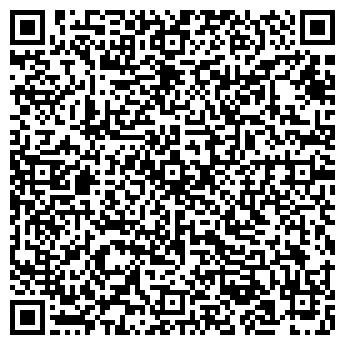 QR-код с контактной информацией организации Инвест, ЧП