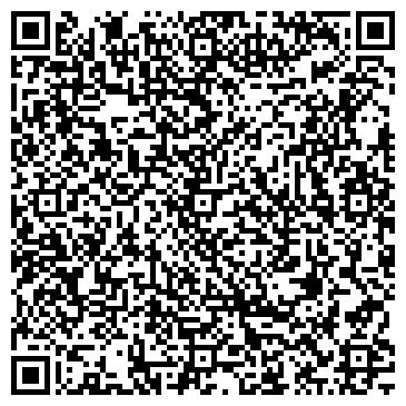 QR-код с контактной информацией организации «Гранитный рай» Гранитная мастерская