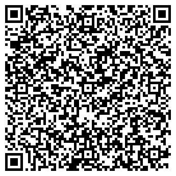 QR-код с контактной информацией организации ЧФ «Елена»