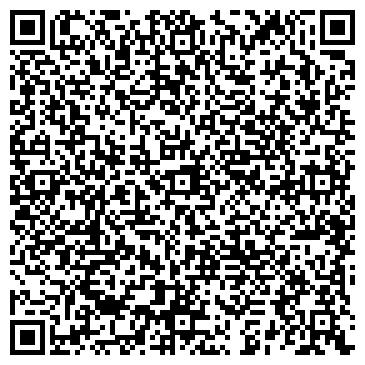 """QR-код с контактной информацией организации Салон """"УльтраМир"""""""