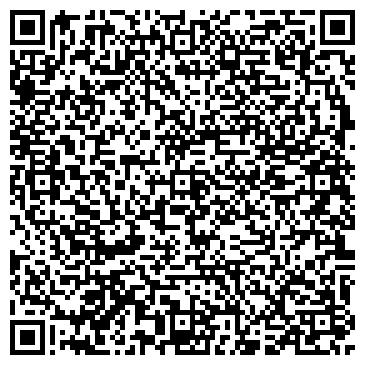 QR-код с контактной информацией организации fashion Secret