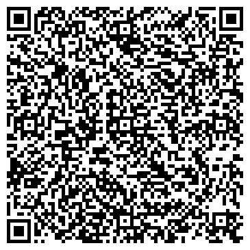 QR-код с контактной информацией организации RestoProfLine, ЧП
