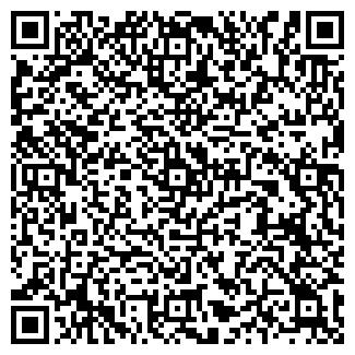 QR-код с контактной информацией организации KRISTINA