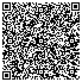 QR-код с контактной информацией организации Kristal Bar, ООО