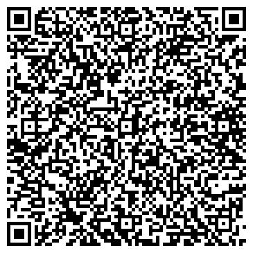 QR-код с контактной информацией организации Теплый мир, ЧП