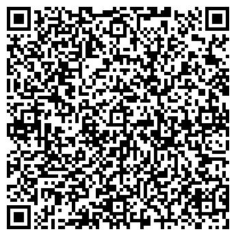 QR-код с контактной информацией организации Красотка, ЧП