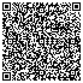 QR-код с контактной информацией организации Мебельный Рай, ИП
