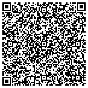 QR-код с контактной информацией организации Магазин специализированный, ИП