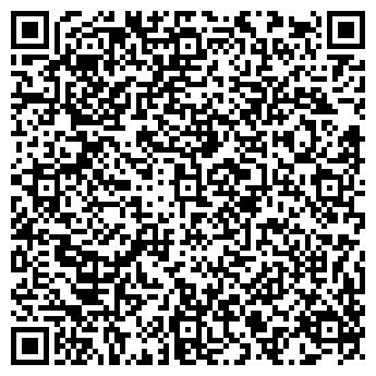 QR-код с контактной информацией организации АнРик, ООО