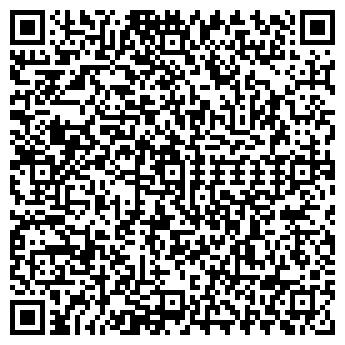 QR-код с контактной информацией организации ИП Попов П.П.