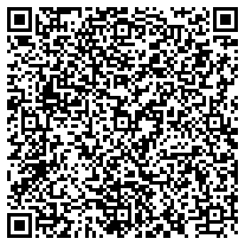 QR-код с контактной информацией организации фотостудия Driver