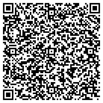 QR-код с контактной информацией организации ДЕБЮТ ЧП БАЖИНА О. А.
