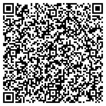 QR-код с контактной информацией организации KИНГСТОН