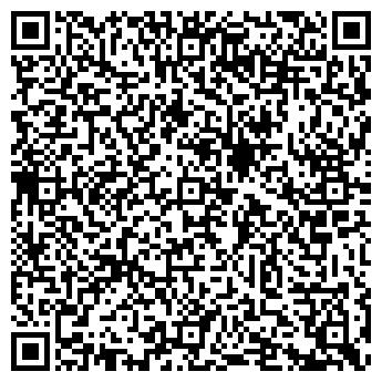 QR-код с контактной информацией организации AISA