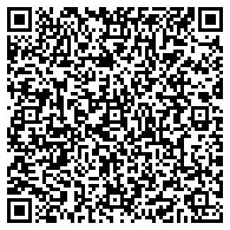 QR-код с контактной информацией организации Метков