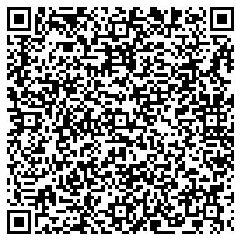 QR-код с контактной информацией организации Кухонный формат