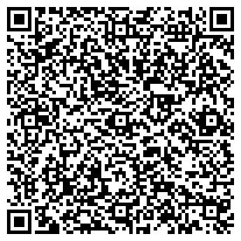 QR-код с контактной информацией организации Фудзона
