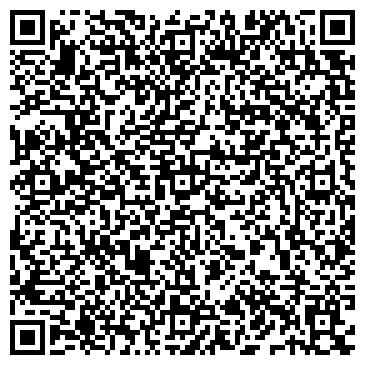 QR-код с контактной информацией организации Интерпромканат, ООО
