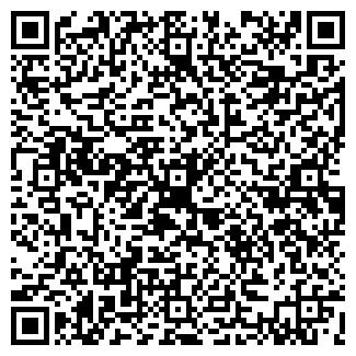 QR-код с контактной информацией организации LeChat