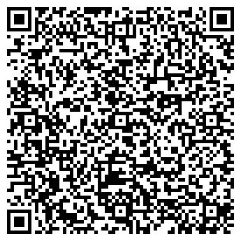 QR-код с контактной информацией организации Полигласс, ООО
