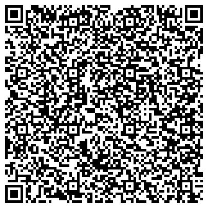 QR-код с контактной информацией организации Лисичанский стеклозавод Пролетарий, ЗАО