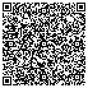 QR-код с контактной информацией организации Beauty Sport