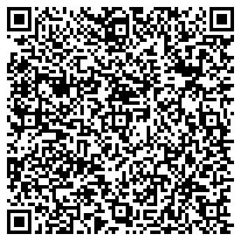QR-код с контактной информацией организации Скраб, ООО