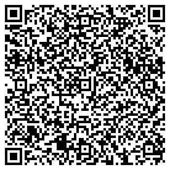 QR-код с контактной информацией организации Терин, ООО