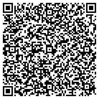 QR-код с контактной информацией организации Айрон Про, ЧП