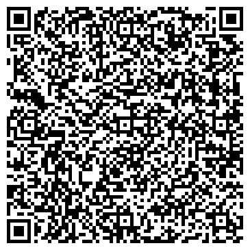 QR-код с контактной информацией организации Торговый Дом ANGEL