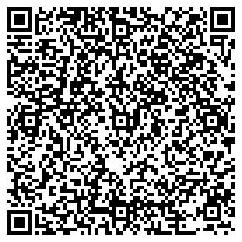 QR-код с контактной информацией организации Triton, ООО