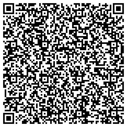QR-код с контактной информацией организации Hyundai спецтехника (Хендай спецтехника), ТОО