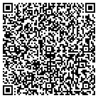 QR-код с контактной информацией организации ЧП «Ураган»