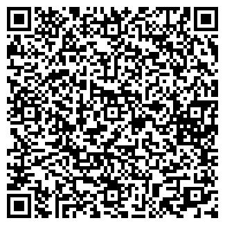 QR-код с контактной информацией организации Меблеск