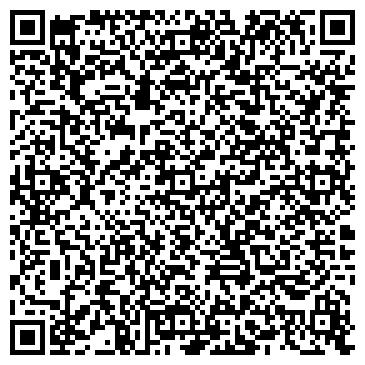 QR-код с контактной информацией организации i'am beauty-basic