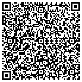 QR-код с контактной информацией организации Мастер1, ООО