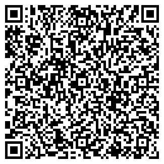 QR-код с контактной информацией организации Мурена, ООО