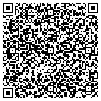 QR-код с контактной информацией организации Ритуал, ЧП
