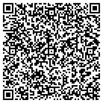 QR-код с контактной информацией организации АТМ Trade & Service, ТОО