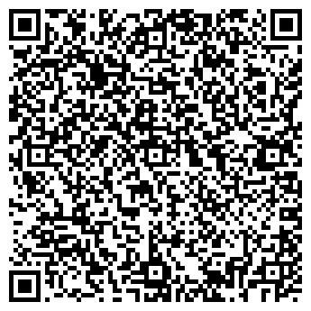QR-код с контактной информацией организации РеСпект, ЧУПП