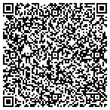 QR-код с контактной информацией организации ООО «Алюминий»