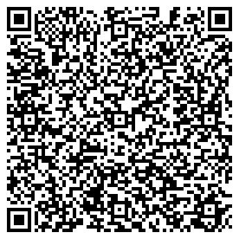 QR-код с контактной информацией организации ЧФ «Еврострой»