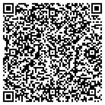 QR-код с контактной информацией организации Металдизайн