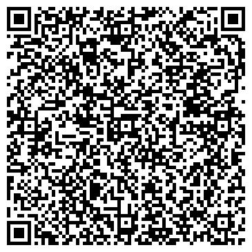 QR-код с контактной информацией организации Материк ООО