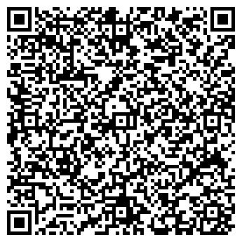 QR-код с контактной информацией организации БЕ-РИНГ МОСКВА