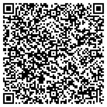 QR-код с контактной информацией организации КРИСТИНА-ТУР
