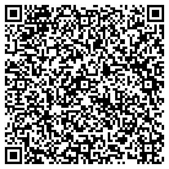 QR-код с контактной информацией организации Interwoods, ЧП