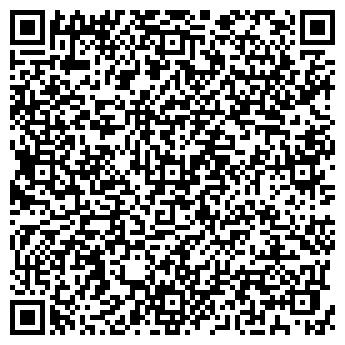 QR-код с контактной информацией организации ОБИТАЕМЫЙ ОСТРОВ