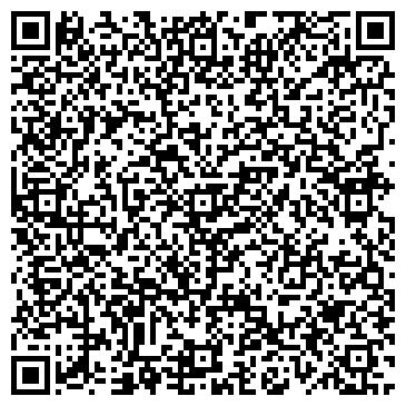 QR-код с контактной информацией организации Меткор, ООО