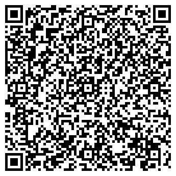 QR-код с контактной информацией организации ТУР ИМПЕРИЯ
